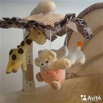 игрушки в карусели