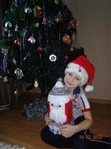 Никита ждет настоящего Деда Мороза!