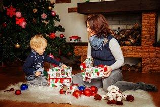 Ждем новый год-готовим подарочки!