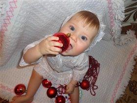 Ярославушка и 'Новогодние яблочки'