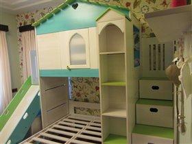 Детская комната от Полосатой Лошадки