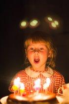Волшебный день чудесной девочки :)