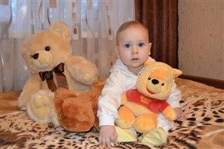 Малыш и Винни