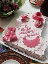 Тортик для годовастика