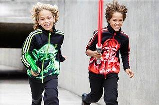 adidas Originals представляет детскую коллекцию Star Wars