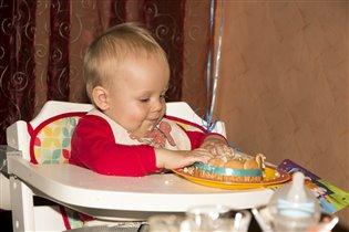 Спец-тортик только для именинника