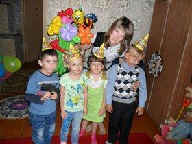 День Рождения Анютки (5 лет)
