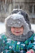 Снегопад, снегопад....