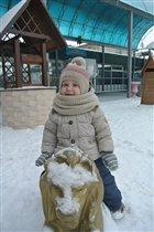 Моя зимушка-зима)))