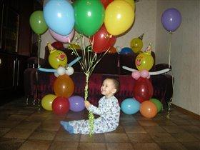 День рождения сыночка