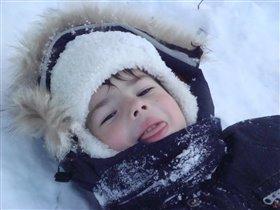 Люблю я зиму