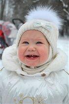 Радость первому снегу