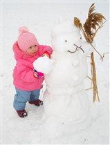 Снежный человек Анюты