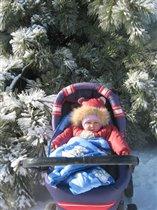 Моя первая зима!