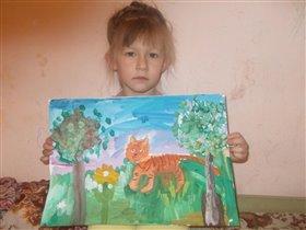 наша художница