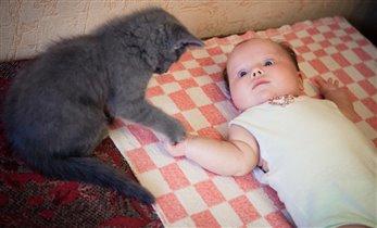 Ульяна с другом детства