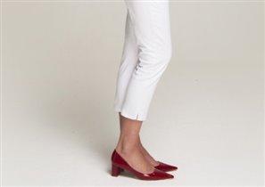 Ищу туфли такой формы на 24 см
