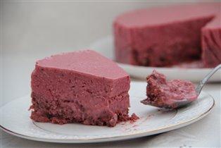 Клубничный торт