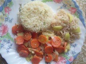 Блюдо из овощей 'Постимся вкусно!'