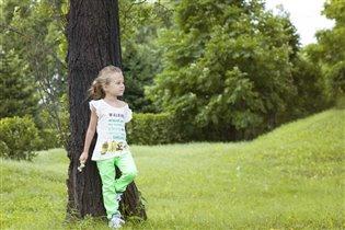 Веточкина прогулка в парке