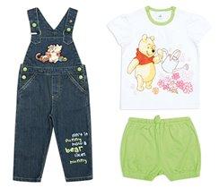 Disney представляет летнюю коллекцию детской одежды