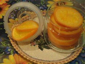 Кондированные апельсины