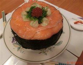 Суши-тортик)