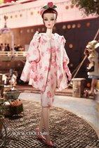 Барби в наряде для ланча от Роберта Беста
