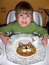 Вкусный, полезный и веселый завтрак!!!