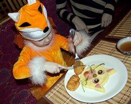 Праздничный обед
