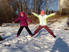 Последние выходные зимы!!!