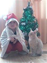 Тётя -мотя и Милка