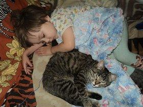 Спи, моя радость, усни.
