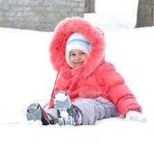Снежная прогулка