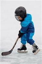 Хоккеист с пеленок