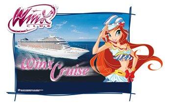Выиграй круиз по Средиземному морю с феями Winx!