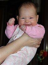Первые улыбочки!