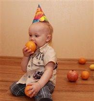 Любитель апельсинов