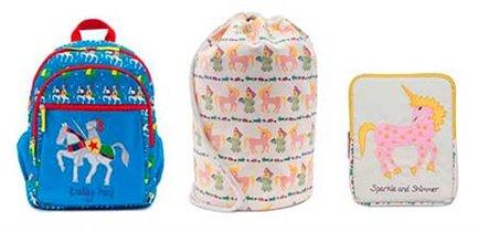 Британский бренд Pinklinning запускает детскую коллекцию сумок