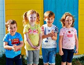 Новая коллекция детской одежды MIKI HOUSE