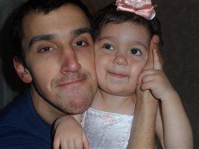 Папа и Дарина