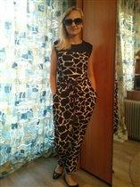 Жирафчиковый комбез :) орг Lidusya
