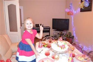 Моя подружка Дашенька)))