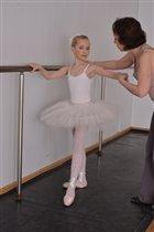 Амина юная балерина