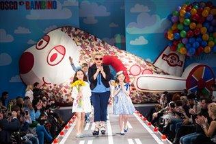 Летняя коллекция детской одежды BOSCO Bambino