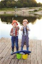 Рыбаки!