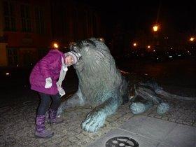 Лев-символ Гданьска