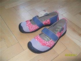 Прогулочные туфли Keen р.6 (на 23,5 см)