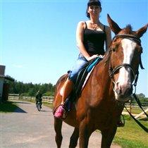 Лучший отдых-верховая езда