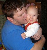 Мой любимый папочка!